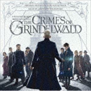 ジェームズ・ニュートン・ハワード(音楽) / 『ファンタスティックビーストと黒い魔法使いの誕生』オリジナル・サウンドトラック [CD]|dss