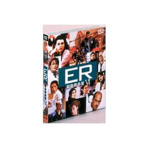 ER 緊急救命室〈シックス〉セット2【DISC4〜6】(期間限定)※再発売 [DVD]|dss