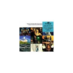 (ゲーム・ミュージック) FINAL FANTASY  VIII ORIGINAL SOUNDTRACK [CD] dss