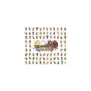(ゲーム・ミュージック) THEATRHYTHM FINAL FANTASY Compilation album [CD] dss