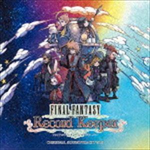 (ゲーム・ミュージック) FINAL FANTASY Record Keeper オリジナル・サウンドトラック vol.3 [CD] dss