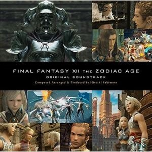 FINAL FANTASY XII THE ZODIAC AGE Original Soundtrack 通常盤【映像付サントラ/Blu-ray Disc Music】 [ブルーレイ・オーディオ]|dss