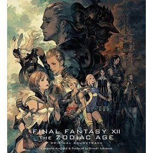 FINAL FANTASY XII THE ZODIAC AGE Original Soundtrack 初回限定盤【映像付サントラ/Blu-ray Disc Music】 [ブルーレイ・オーディオ]|dss
