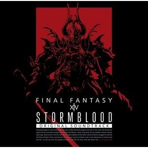 STORMBLOOD:FINAL FANTASY XIV Original Soundtrack【映像付サントラ/Blu-ray Disc Music】 [ブルーレイ・オーディオ]|dss