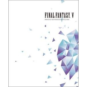FINAL FANTASY V ORIGINAL SOUNDTRACK REVIVAL DISC【映像付サントラ/Blu-ray Disc Music】 [ブルーレイ・オーディオ]|dss
