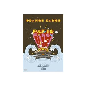 ORANGE RANGE LIVE TOUR 008〜PANIC FANCY〜at 武道館 [DVD]|dss