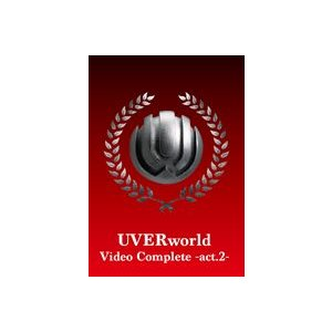 UVERworld Video Complete -act.2-(通常盤) [DVD]|dss