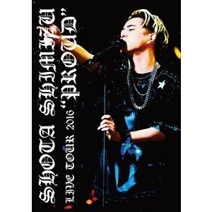 "清水翔太 LIVE TOUR 2016""PROUD"" [DVD]