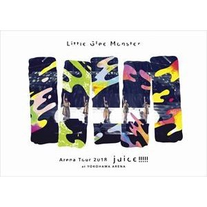 Little Glee Monster Arena Tour 2018 -juice !!!!!- at YOKOHAMA ARENA(通常盤) [DVD]|dss