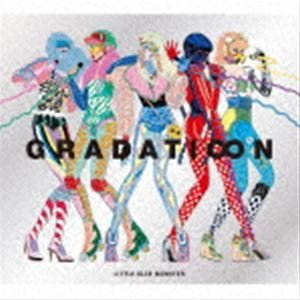 Little Glee Monster / GRADATI∞N(初回生産限定盤A/3CD+Blu-ray) [CD]|dss