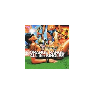 ORANGE RANGE / ALL the SINGLES(通常盤) [CD]|dss