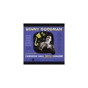 ベニー・グッドマン / ライヴ・アット・カーネギー・ホール1938 (完全版) [CD]
