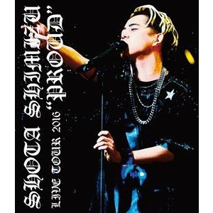 "清水翔太 LIVE TOUR 2016""PROUD"" [Blu-ray]