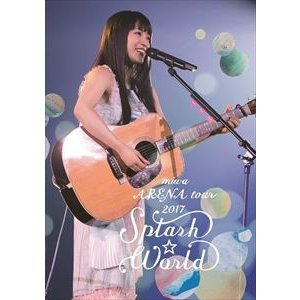 "miwa ARENA tour 2017""SPLASH☆WORLD""(通常盤) [Blu-ray]|dss"