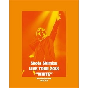 "清水翔太/LIVE TOUR 2018""WHITE"" [Blu-ray]