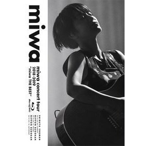"miwa concert tour 2018-2019""miwa THE BEST"" [Blu-ray]|dss"