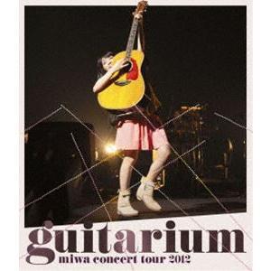 "miwa concert tour 2012 ""guitarium""(通常盤) [Blu-ray]|dss"