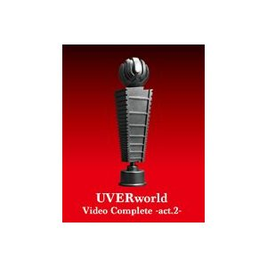 UVERworld Video Complete -act.2- [Blu-ray]|dss