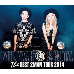 加藤ミリヤ 清水翔太/THE BEST 2 MAN TOUR 2014 [Blu-ray]|dss