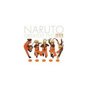 NARUTO GREATEST HITS!!!!!(期間生産限定盤/CD+DVD) [CD]|dss