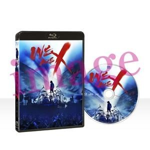 WE ARE X Blu-ray スタンダード・エディション [Blu-ray]|dss
