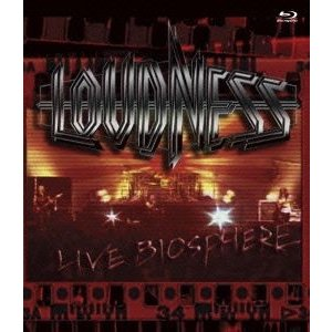 LOUDNESS/LIVE BIOSPHERE [Blu-ray]|dss