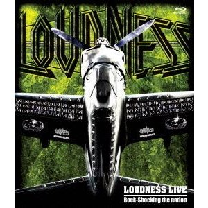 LOUDNESS/Rock-Shocking the nation [Blu-ray]|dss