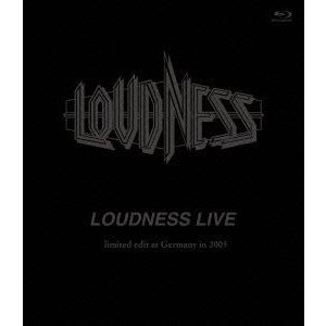 LOUDNESS/LIVE limited edit at Germany in 2005 [Blu-ray]|dss