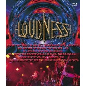 LOUDNESS/LOUDNESS LIVESHOCKS 2008 METAL MAD QUATTRO CIRCUIT [Blu-ray]|dss