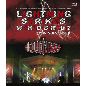LOUDNESS/LOUDNESS thanks 30th anniversary 2010 LOUDNESS OFFICIAL FAN CLUB PRESENTS SERIES1 [Blu-ray]|dss