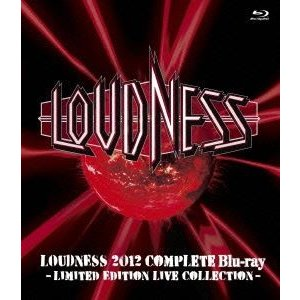 LOUDNESS/LOUDNESS 2012 Complete Blu-ray -LIMITED EDITTION LIVE COLLECTION- [Blu-ray]|dss