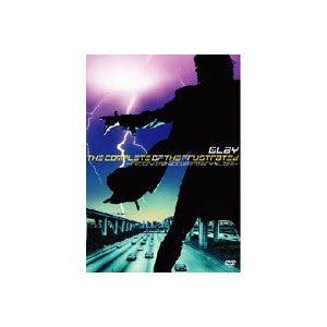 GLAY/The Complete of THE FRUSTRATED-RECORDING DOCUMENTARY&LIVE- [DVD]|dss