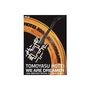布袋寅泰/WE ARE DREAMER 〜50th BIRTHDAY SPECIAL CELEBRATION GIG〜 [Blu-ray]|dss