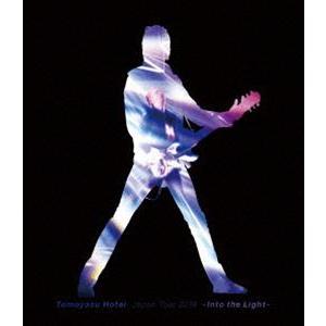 布袋寅泰/TOMOYASU HOTEI JAPAN TOUR 2014 -Into the Light- [Blu-ray]|dss
