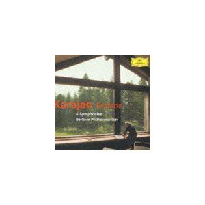 ヘルベルト・フォン・カラヤン(cond) / ブラームス: 交響曲全集 交響曲第1番-第4番 [CD...