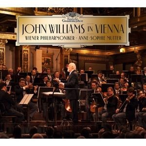 ジョン・ウィリアムズ(cond) / ジョン・ウィリアムズ ライヴ・イン・ウィーン(デラックス)(生産限定盤/UHQCD(MQA-CD)+Blu-ray) (初回仕様) [CD]