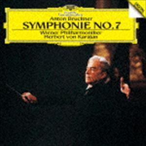 ヘルベルト・フォン・カラヤン(cond) / ブルックナー:交響曲 第7番(初回限定盤/UHQCD) [CD]|dss