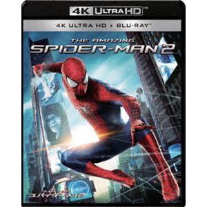 アメイジング・スパイダーマン2TM 4K Ultra HD&ブルーレイセット(4K Ultra HD Blu-ray) [Ultra HD Blu-ray]|dss