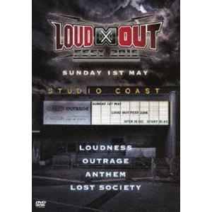 Loud ∞ Out FEST 2016 [DVD]|dss