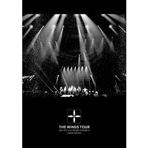 BTS(防弾少年団)/2017 BTS LIVE TRILOGY EPISODE III THE WINGS TOUR 〜JAPAN EDITION〜(通常盤) [DVD]|dss