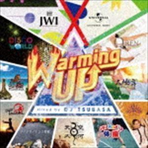 DJ TSUBASA(MIX) / Warming Up [CD]