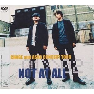 CHAGE&ASKA/CHAGE and ASKA Concert Tour 01<<02〜NOT AT ALL ※再プレス [DVD]|dss