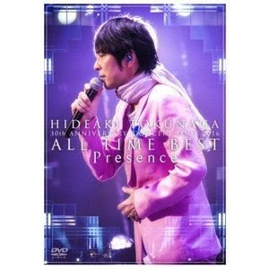 徳永英明/30th ANNIVERSARY CONCERT TOUR 2016 ALL TIME BEST Presence [DVD] dss