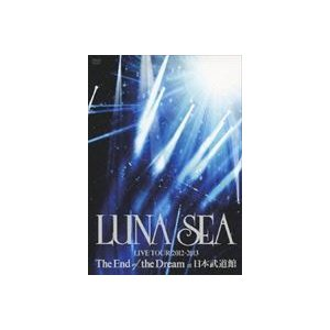 LUNA SEA/LUNA SEA LIVE TOUR 2012-2013 The End of the Dream at 日本武道館 [DVD]|dss