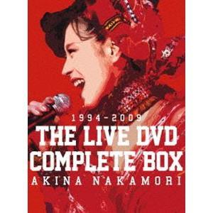 中森明菜 THE LIVE DVD COMPLETE BOX [DVD] dss
