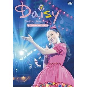 松田聖子/Seiko Matsuda Concert Tour 2017「Daisy」(通常盤) [DVD]|dss