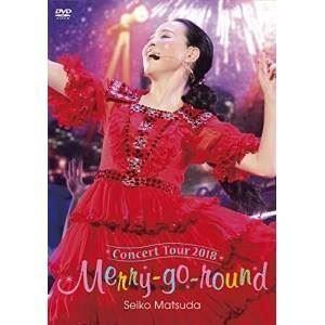 松田聖子/Seiko Matsuda Concert Tour 2018「Merry-go-round」(初回限定盤) [DVD]|dss