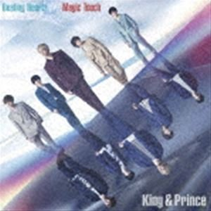 King & Prince / Beating Hearts/Magic Touch(初回限定盤B/CD+DVD) (初回仕様) [CD]|dss