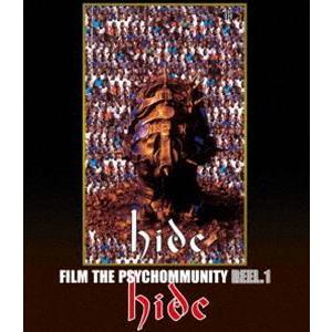 hide/FILM THE PSYCHOMMUNITY REEL.1 [Blu-ray] dss