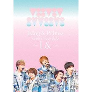 King & Prince CONCERT TOUR 2020 〜L&〜(通常盤) [Blu-ray]|dss